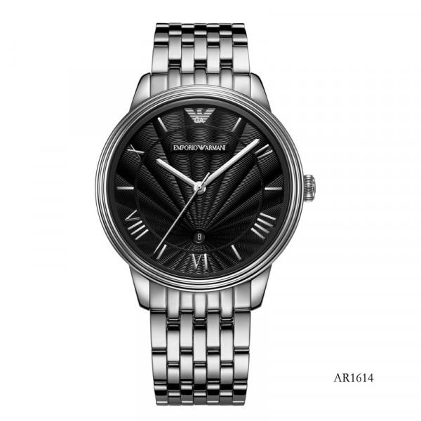 【租满即送】阿玛尼(Emporio Armani)商务时尚石英男士腕表