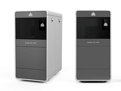 PROJET 3500 HDMAX 专业3D打印机