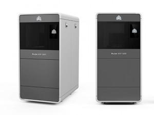 PROJET 3500 HDMAX 專業3D打印機