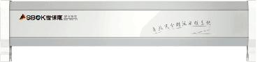 德国世保康 /SBOK 取暖器/电暖器/电暖气 欧式自然风对流式家用采暖 全房卧室采暖 智能恒温节能 2000瓦-落地式