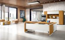 250-300平方格莱办公家具