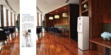 浩澤(ozner)商用凈水器直飲機租賃公司辦公室柜式飲水機反滲透JZY-A1XB-A 365天服務費 包年租賃套餐1 (標準主機)