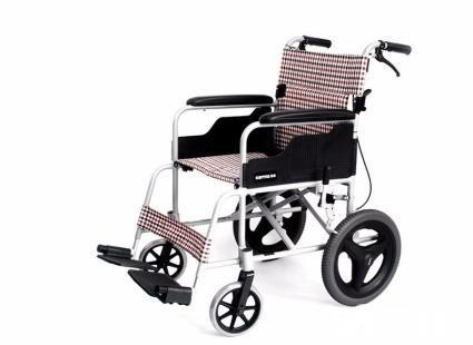 西安维一佳轻便折叠轮椅租赁20元/天