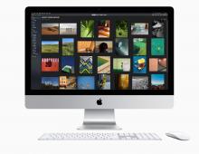 iMac2017款苹果一体机 E92 27寸独显4G 5K视网膜屏