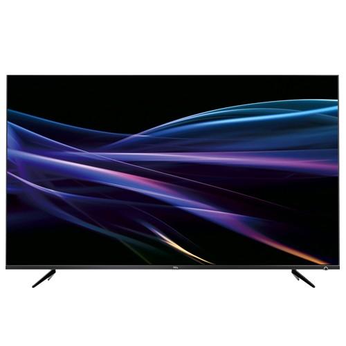 TCL 65P6 65英寸4K金属超窄边64位32核HDR人工智能LED液晶电视机
