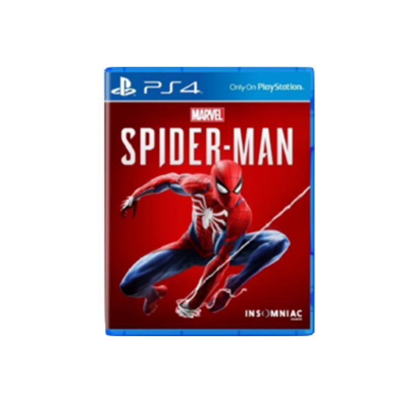 索尼Sony PS4 游戲光盤 蜘蛛俠 租賃 出租