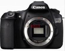 Canon/佳能 60D套机(含18-135镜头) 单反相机  租赁