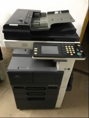柯美362黑白中速复印机