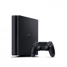 索尼PS4 slim 游戲主機+游戲卡帶