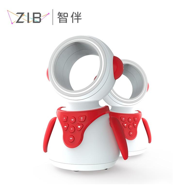 智伴新品小Z机器人 智能对话教育学习早教机