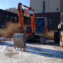 出租大中小型挖掘机破碎锤橡胶链条挖机