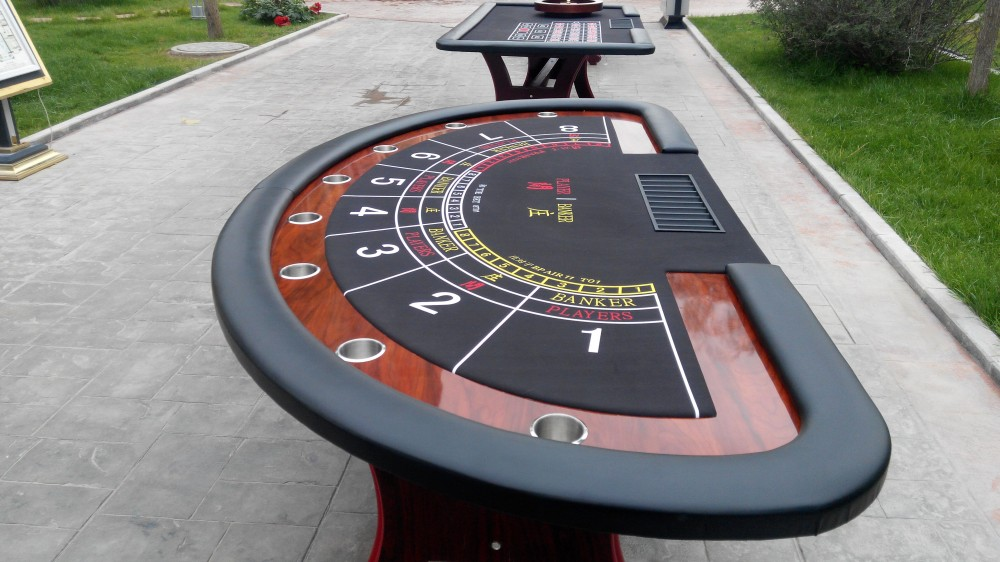 拉斯維加斯賭桌租賃,游戲桌租賃
