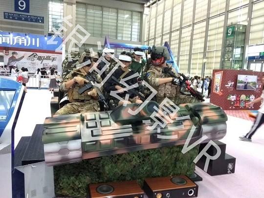VR軍事VR安全設備源頭廠家租賃(VR坦克、VR加特林機槍、VR實戰(CS)、VR消防演練、VR地震演練)