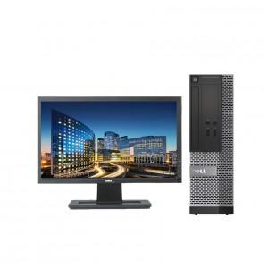 办公台式电脑 戴尔 DELL 390/790 21.5英寸