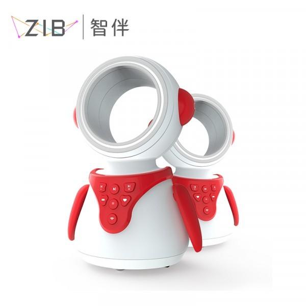 ZIB智伴机器人小Z 智能对话早教机