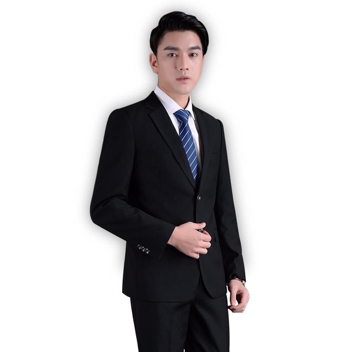 男士正装(含外套、裤子、衬衣、领带)