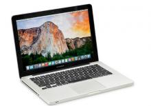 苹果笔记本电脑MACBOOK PRO