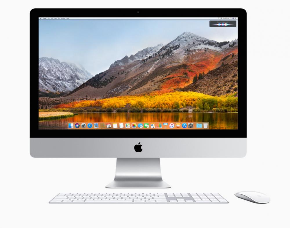 苹果apple iMac 一体机21.5寸