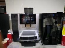 咖博士扫码支付商用全自动咖啡机