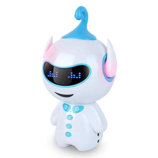 胡巴小谷智能機器人 ai語音對話 教育學習早教機