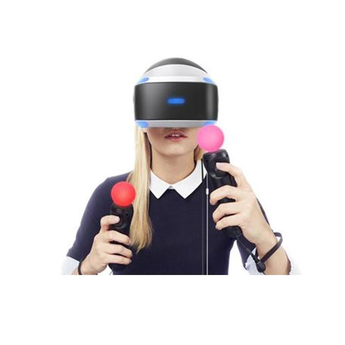 PSVR豪华套装+任选VR游戏 包邮【百川租行】
