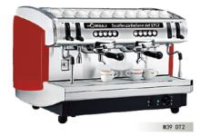 半自动商业咖啡机 全自动咖啡机