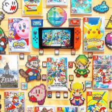 任天堂switch游戏卡带租赁套餐