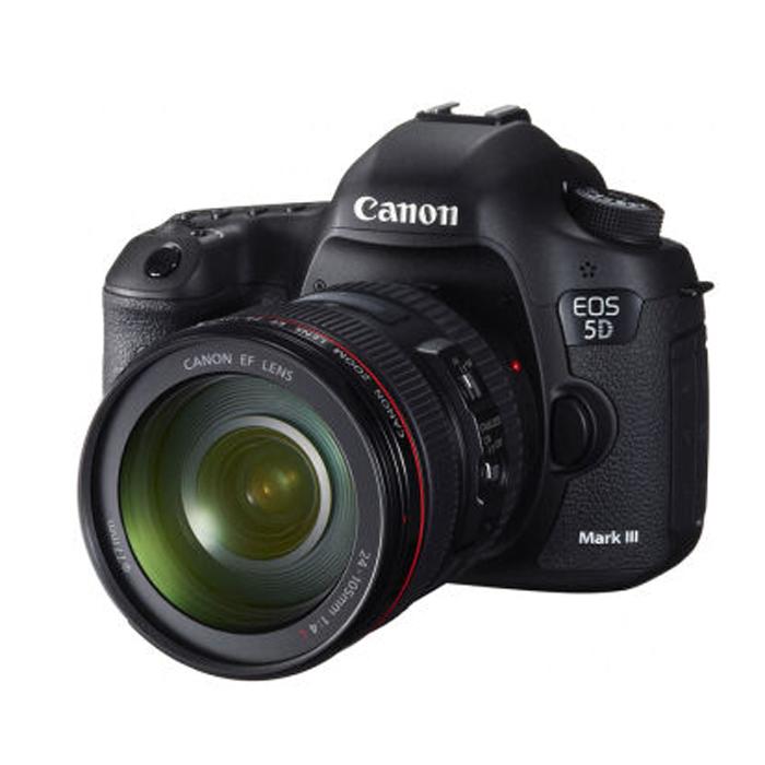 佳能全幅5D mark III(24-105)5d3套 单反相机出租