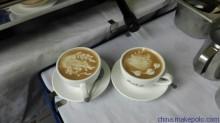 商用半自动咖啡机