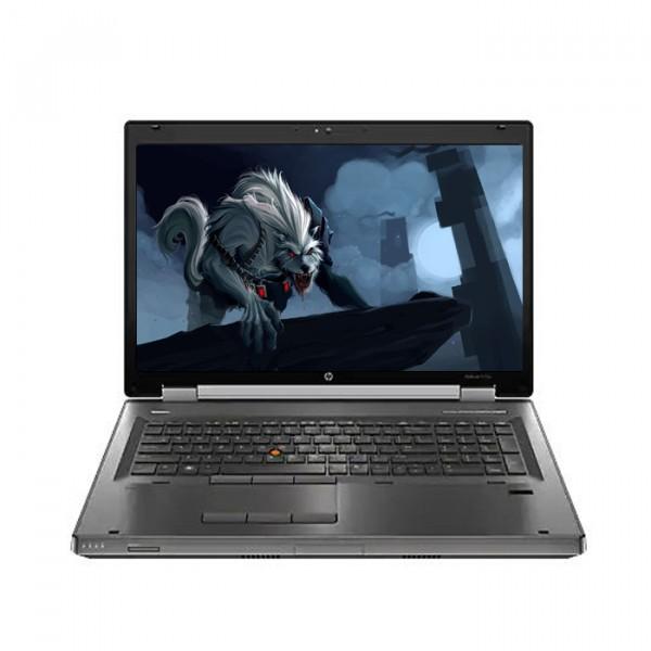 惠普8770w 17寸/ 独显2G/游戏 工作站笔记本电脑