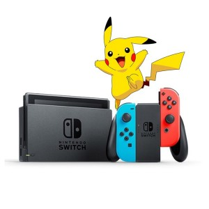 任天堂switch 主机+游戏卡 7天起租