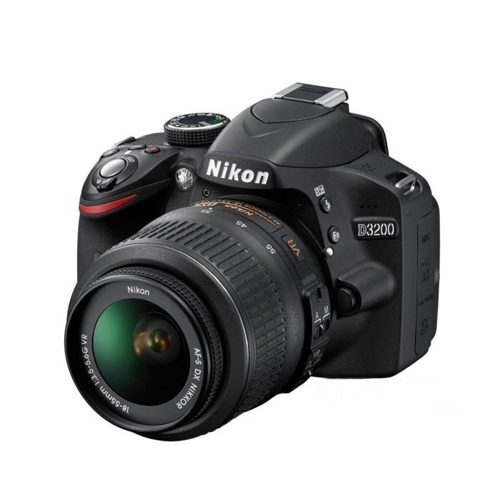尼康D3200 含18-55mm镜头