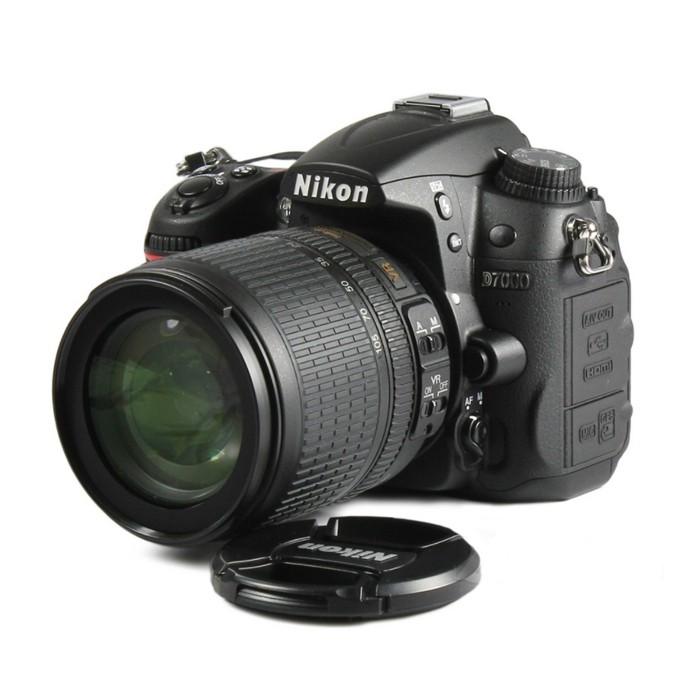 尼康D7000(含18-105mm鏡頭)