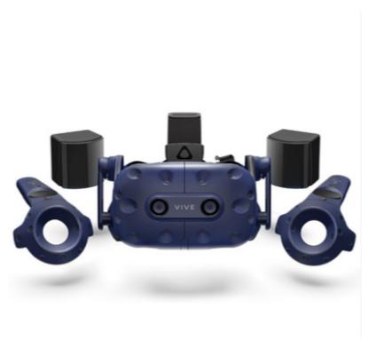 HTC VIVE PRO 2.0 VR虚拟现实头盔 带2t考满游戏