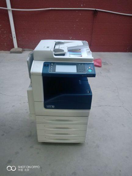 北京一级复印看租赁,施乐彩色复印机