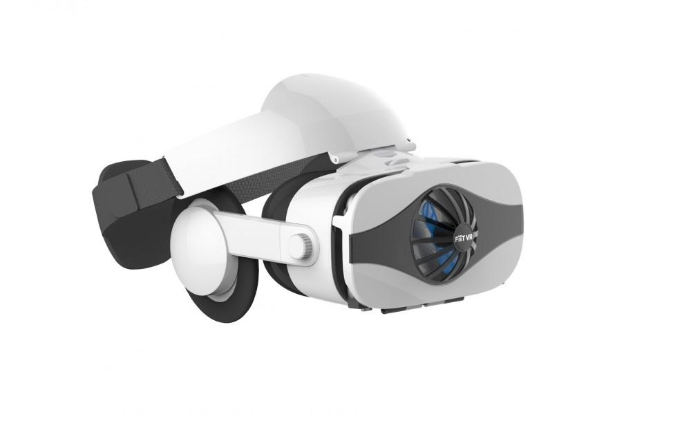 VR眼鏡手機虛擬現實頭戴式散熱藍牙耳機