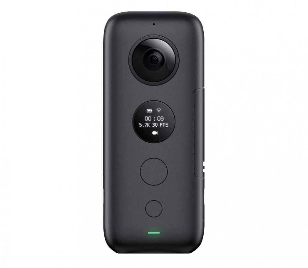 Insta360 One X運動全景相機 防抖數碼相機高清攝像機戶外智能