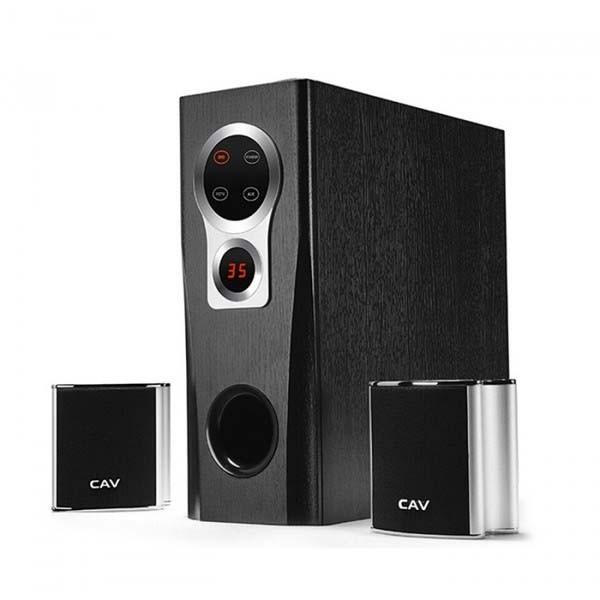 游戏电脑音响,震撼音效体验CAV SW201L/Q1000全新
