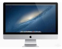 苹果21寸一体机