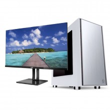 I7 8700/16G/6G/双硬盘 作图组装电脑