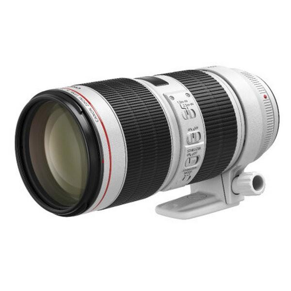 出租单反镜头 佳能 70-200mm F2.8 L IS II 爱死小白兔 孔像租赁