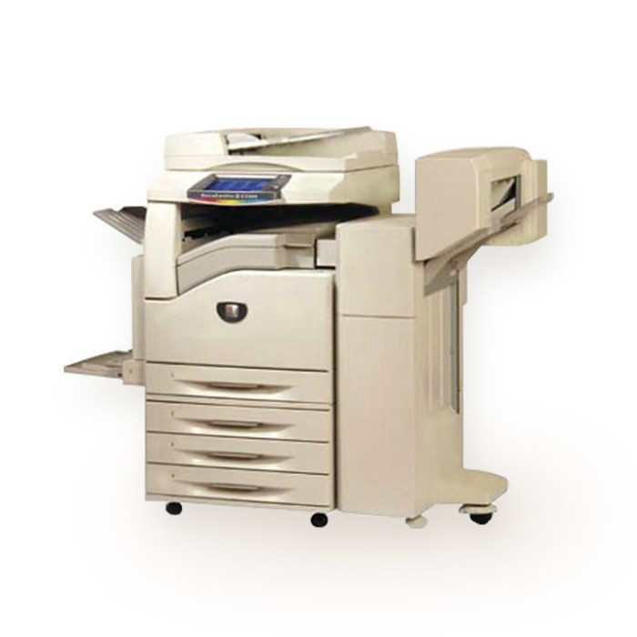施樂3300彩色復印機