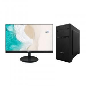 图形设计 E5-2代/16G/120G+1T/2G独显/24寸显示器 台式电脑  不包邮