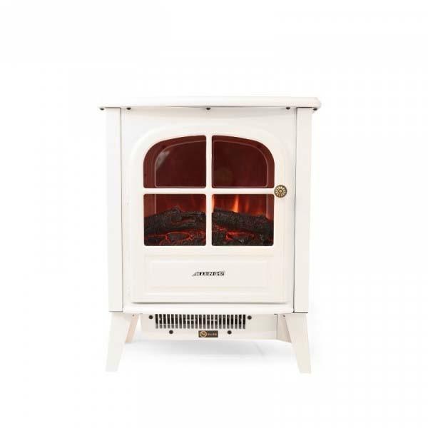 【全新】立式仿真火焰壁爐取暖器 家用臥室辦公電暖器暖風機 節能省電速熱風