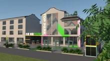 丰巢创意park 独立办公空间  32元/m2  租赁 (押二付一)