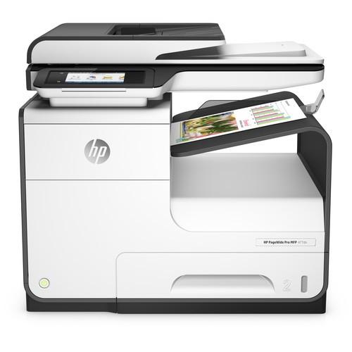 HP pagewide 477頁寬多功能一體打印機,深圳,東莞出租
