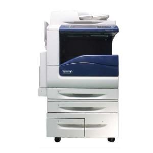 施乐4400机器,250元每月,包印3000面,彩色350面,冰点价格