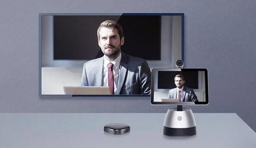 小魚易連ne60視頻會議設備異地會議開會出租租賃