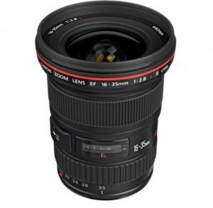佳能 EF 16-35mm f/2.8L II USM 广角镜头