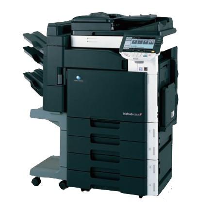柯美彩色复印机